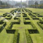 jardin et place pombal