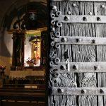 porte de la chapelle de cosprons