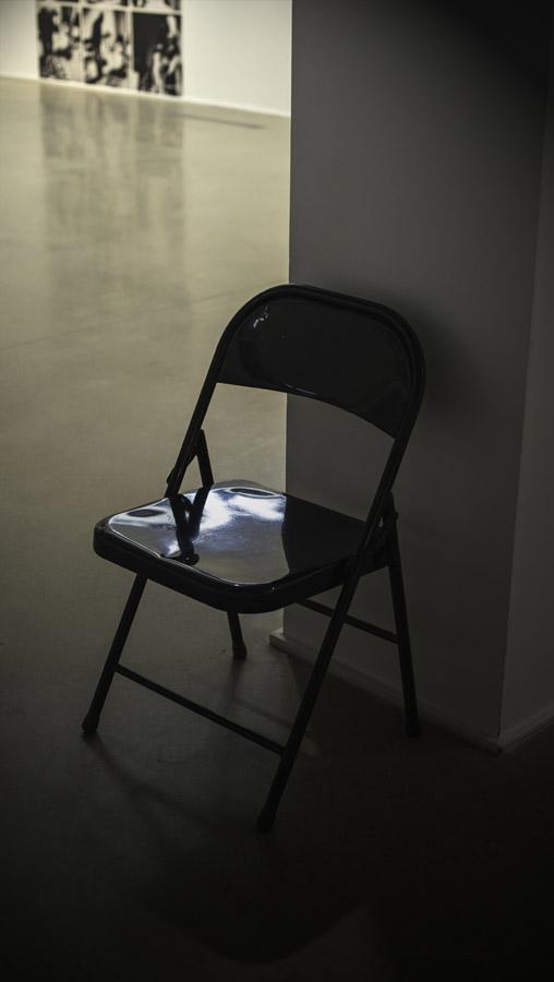 chaise dans galerie