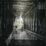 couloir métallique