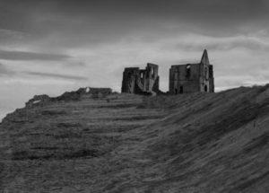 Ruines Abbaye Ile de Ré
